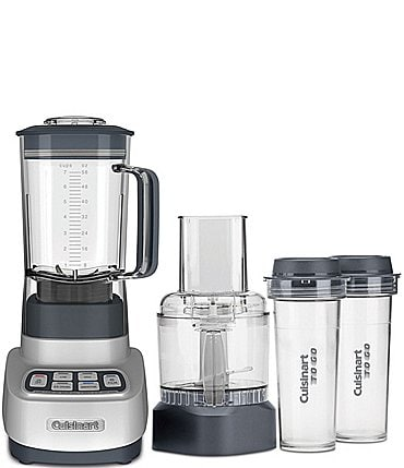 Image of Cuisinart VELOCITY Ultra Trio Blender/Food Processor with Travel Cups