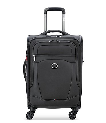 Image of Delsey Paris Velocity Softside Carry-On Exp Spinner