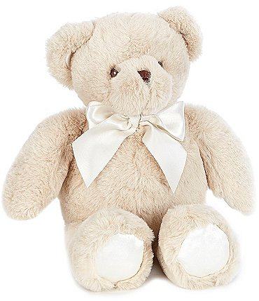 "Image of Edgehill Collection 11"" Baby Sitting Bear Plush"