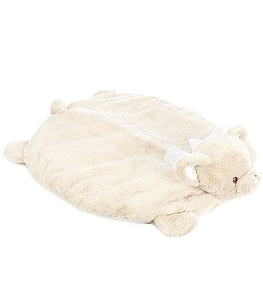 Image of Edgehill Collection Baby Bear Plush Tummy Time Cushion