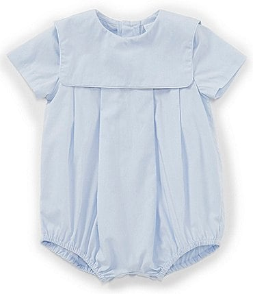 Image of Edgehill Collection Baby Boys Newborn-24 Months Bubble Coverall