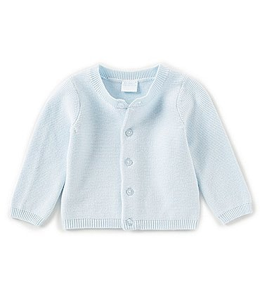 Image of Edgehill Collection Baby Boys Newborn-24 Months Sweater Cardigan