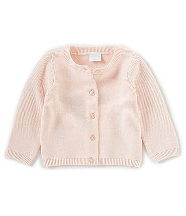 Image of Edgehill Collection Baby Girls Newborn-24 Months Sweater Cardigan