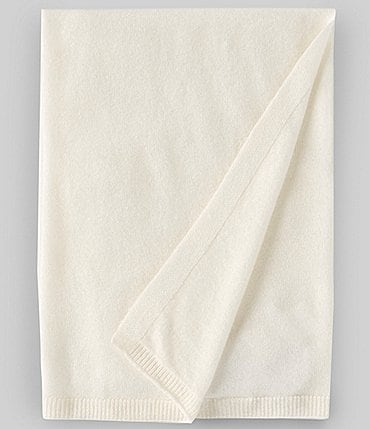 Image of Edgehill Collection Cashmere Baby Blanket