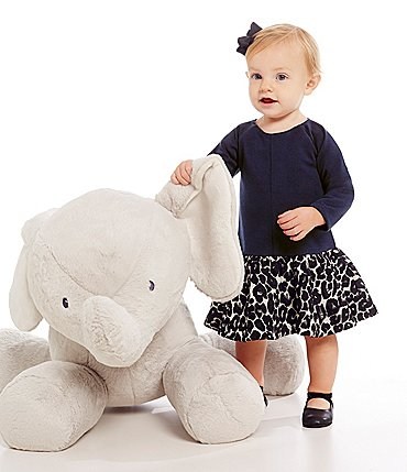 "Image of Edgehill Collection 29"" Jumbo Elephant Plush"