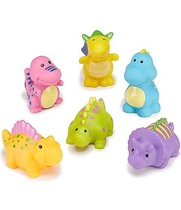 Image of Elegant Baby Dinosaur Bath Squirties