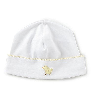 Image of Feltman Brothers Baby Newborn Chick Embroidered Hat
