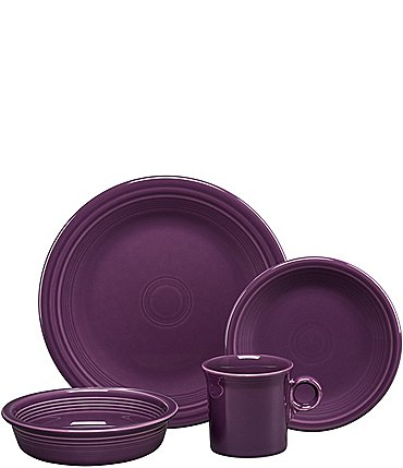 Image of Fiesta 4-Piece Place Setting