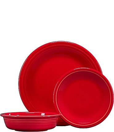Image of Fiesta Classic 3-Piece Place Setting