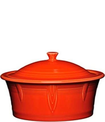 Image of Fiesta Large Covered Casserole