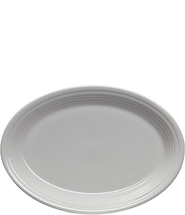 Image of Fiesta Small Ceramic Oval Platter