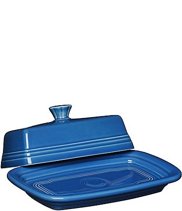 Image of Fiesta Extra Large Covered Butter Dish