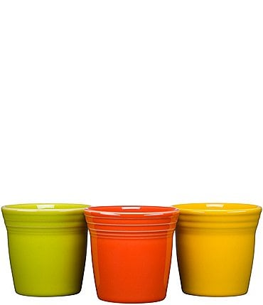 Image of Fiesta Flower Pots Set of 3