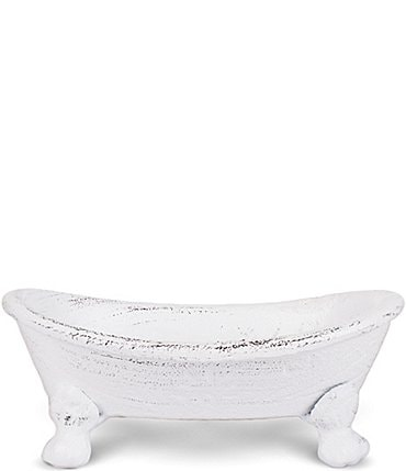 Image of Finchberry Vintage Iron Bathtub Soap Dish