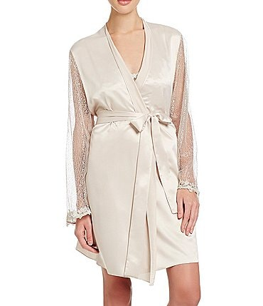 Image of Flora Nikrooz Showstopper Wrap Robe