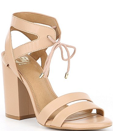 Image of GB After-Hours Strappy Leather Sandals