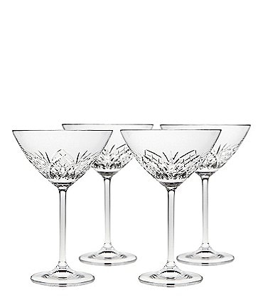 Image of Godinger Dublin Reserve Martini Glasses Set of 4