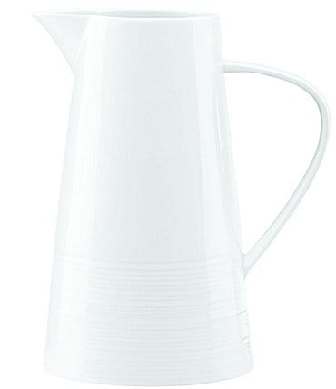 Image of Gorham Branford Bone China Pitcher