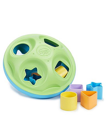 Image of Green Toys Shape Sorter