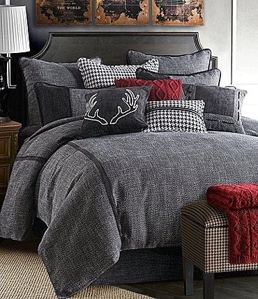 Image of HiEnd Accents Hamilton Comforter Set