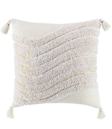 Image of Highline Bedding Co. Pyla Tufted Square Pillow