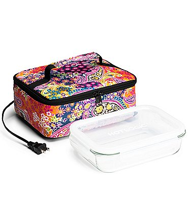 Image of Hot Logic Portable Mini Oven and Food Warmer Lunch Bag with Glass Dish