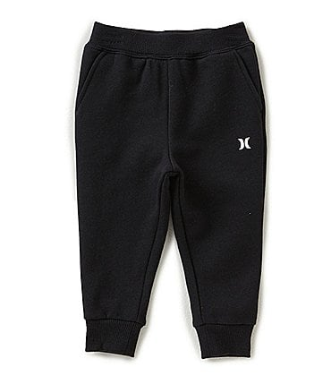 Image of Hurley Baby Boys 12-24 Months Core Fleece Pants