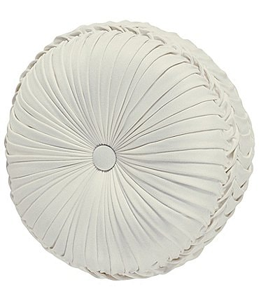 Image of J. Queen New York Dream Tufted Round Pillow