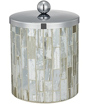 Image of J. Queen New York Imogen Mosaic Tile Covered Jar
