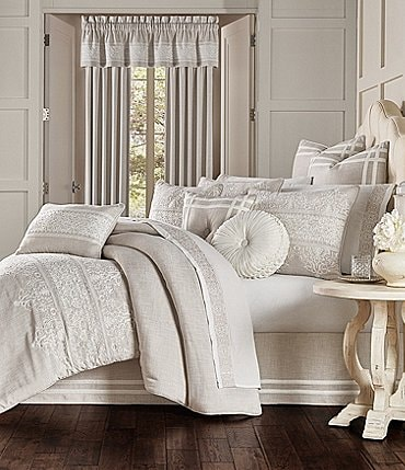 Image of J. Queen New York Laura Lynn Embroidered Comforter Set