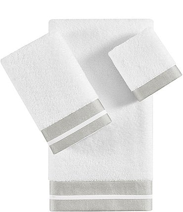 Image of J. Queen New York Lenore Bath Towels