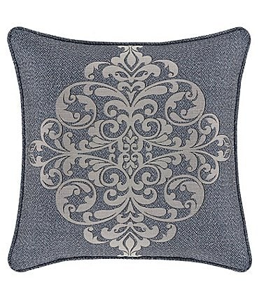 Image of J. Queen New York Richmond Damask Square Pillow