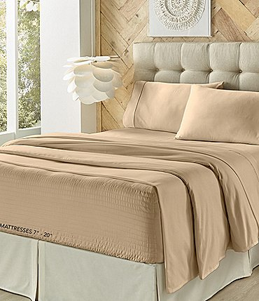 Image of J. Queen New York Royal Fit 300-Thread Count Sheet Set