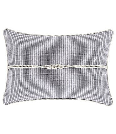 Image of J. Queen New York Shore Knot Boudoir Pillow