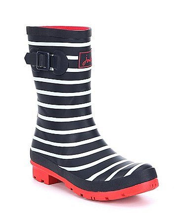 Image of Joules Mid Molly Welly Rain Boots