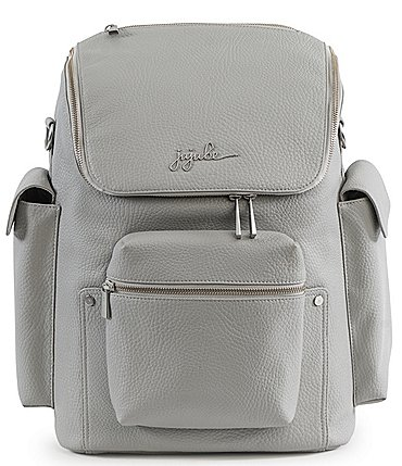 Image of Ju-Ju-Be Forever Backpack Faux Leather Diaper Backpack