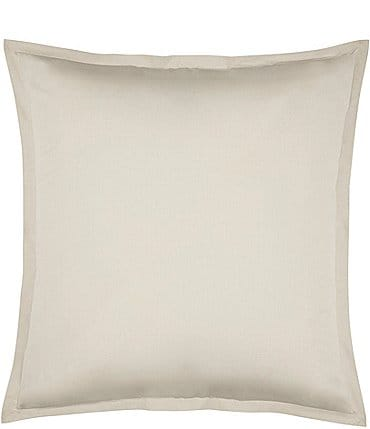 Image of Kassatex Lorimer Washed Percale Euro Sham Pair