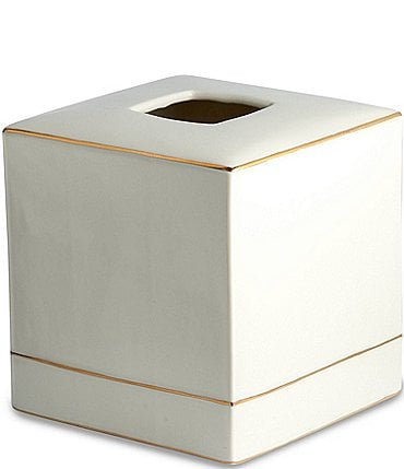 Image of Kassatex St. Honore Tissue Box Holder