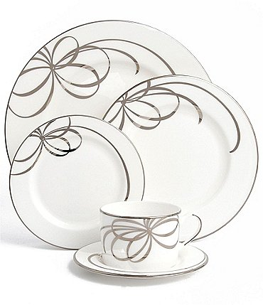 Image of kate spade new york Belle Boulevard 5-Piece Place Setting