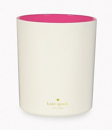 Image of kate spade new york Bon Voyage Collection Garden Candle