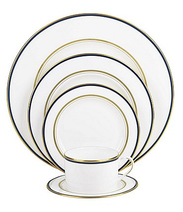 Image of kate spade new york Library Lane 5-Piece Place Setting