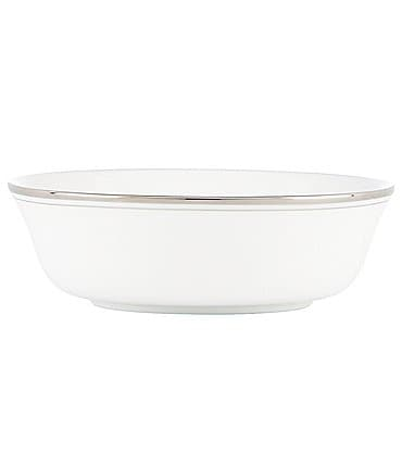 Image of kate spade new york Library Lane Platinum All-Purpose Bowl