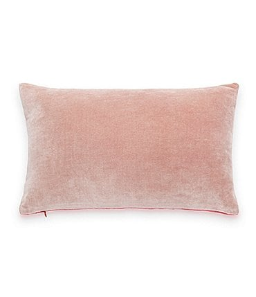 Image of kate spade new york Reversible Velvet Pillow