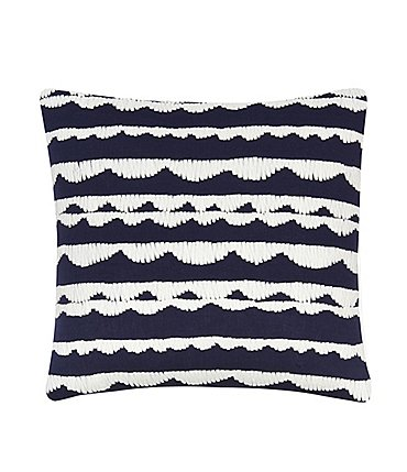 Image of kate spade new york Scalloped Row Decorative Pillow