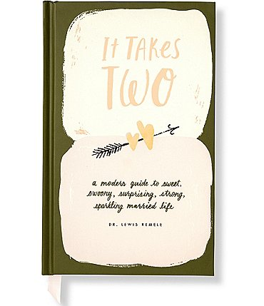 Image of kate spade new york Two Hearts Bridal Notebook
