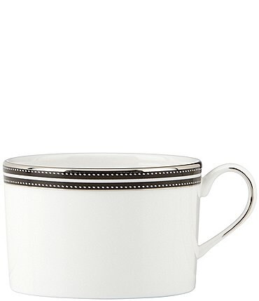 Image of kate spade new york Union Street Striped & Dotted Cup