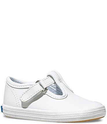 Image of Keds Girls' Champion T-Strap Sneakers (Infant)