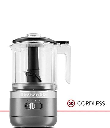 Image of KitchenAid Cordless 5 Cup Food Chopper