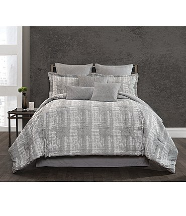 Image of Laundry by Shelli Segal Textura Comforter Mini Set