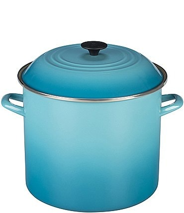 Image of Le Creuset 16-Quart Enameled Steel Stockpot